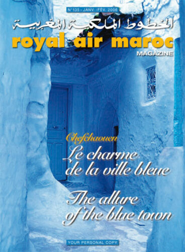Royal Air Maroc Magazine